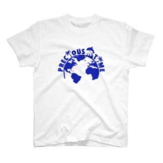 決定版PRECIOUS TIME T-shirts