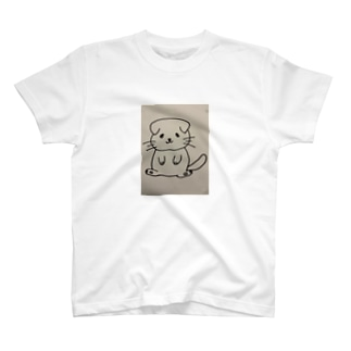 スコ座り T-shirts