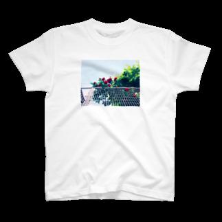 mebuki_unkoの🌹 T-shirts