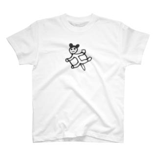 さいきけいこのももんが〜 T-shirts