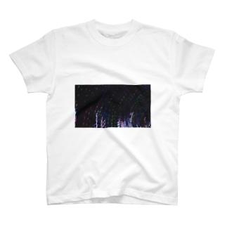 スピンイルミネーション T-shirts