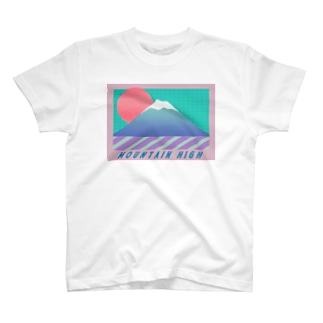 マウンテン ハイ T-shirts