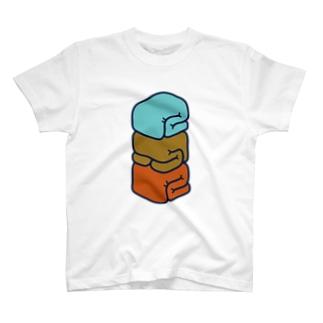 FUTON 2015 三段 T-shirts