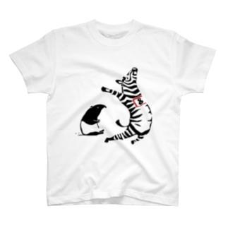 幅跳び high jump T-shirts