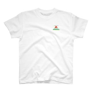 マズローの「5段階ピラミッド」 T-shirts