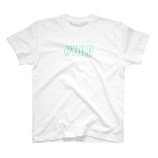 #YOLO T-shirts