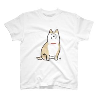 ◆太い犬 T-shirts
