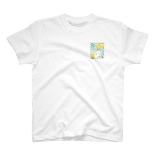 レモン切手 T-shirts