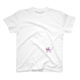 みずたまのねこ T-shirts