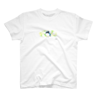 -ORURI No.1- Bird call T-shirts