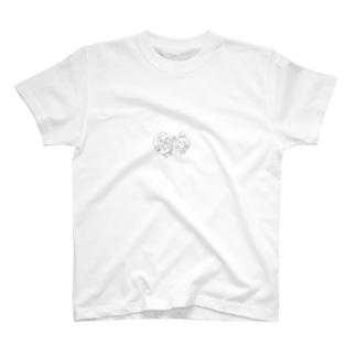 だるまくり T-shirts
