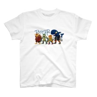 BPGR T-shirts