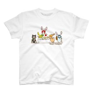 ご当地ねじゅみ 鹿児島 T-shirts