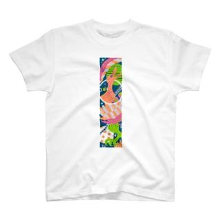 composition:アーケオプテリクス T-shirts
