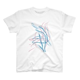 drawing T-shirts