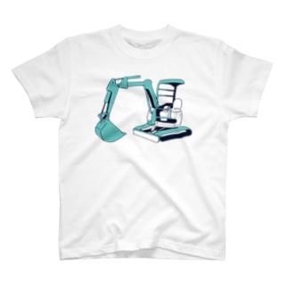 ミニユンボ T-shirts