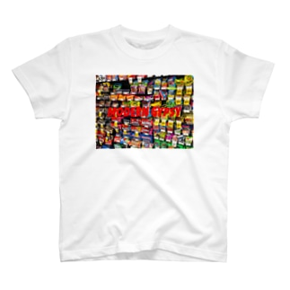 Snacks Collection T-shirts