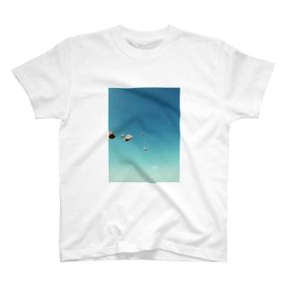 小石の空 T-shirts