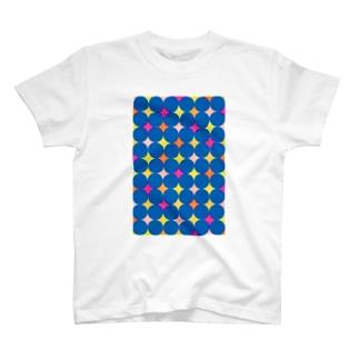 まる_きらり T-shirts