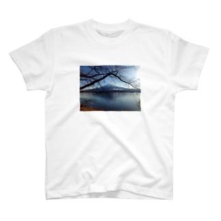 NahunggoのMt.Fuji T-shirts