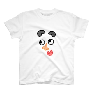 福笑い T-shirts