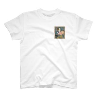 珈琲切手 T-shirts
