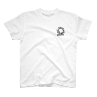 HELENA ワンポイント T-shirts