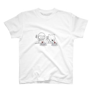 くまボーイズ T-shirts