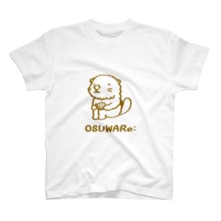 ラッコさん T-shirts
