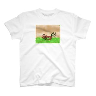 ガンバ君 T-shirts