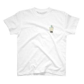 タピ飲みたい T-shirts