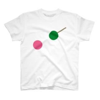 三色だんご T-shirts