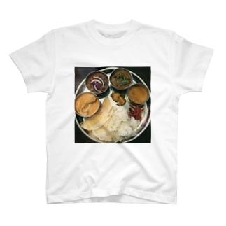 ミールススキスキTシャツ T-shirts