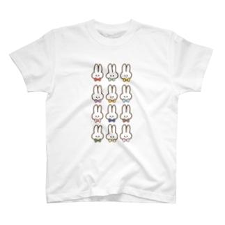 いっぱいららちゃん T-shirts