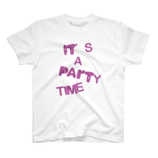 It's a party time T-shirts