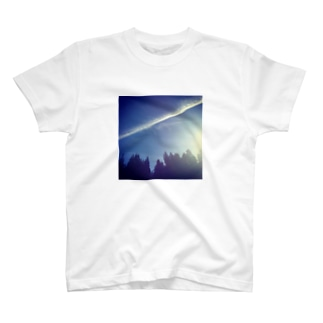 空かける。 T-shirts