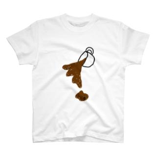染みくん T-shirts