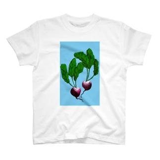 サラダになるまえ T-shirts