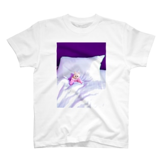 寝ないの T-shirts