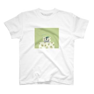 avocado penguin T-shirts