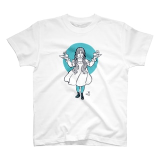Wizard of OZ_Dorothy T-shirts
