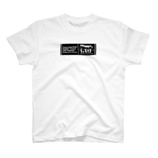 ぱんちHOD30 cool T-shirts
