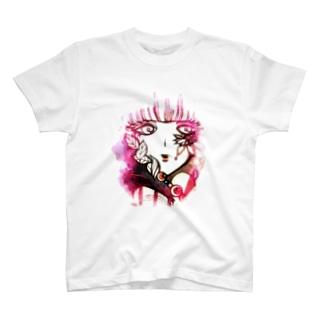 人間B T-shirts