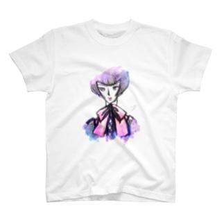 人間D T-shirts