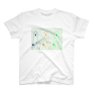 ねー、ちょっとー、きーてー T-shirts