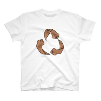 プラナリア2 T-shirts