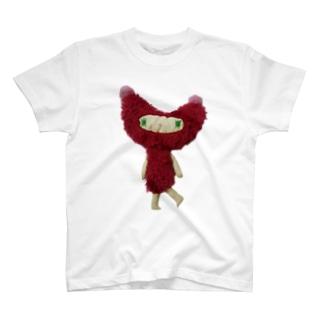 うちゅうじんTシャツ(ハピコ) T-shirts