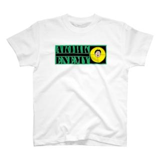 AKIHKENEMY NO1 T-shirts