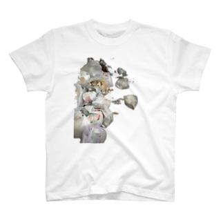 リサイクル T-shirts