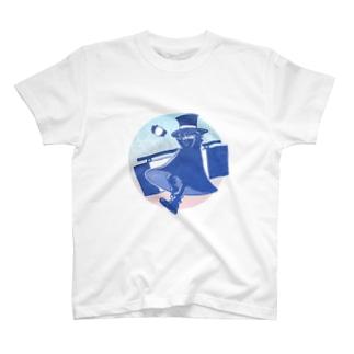 にじいろばくさんだより T-shirts